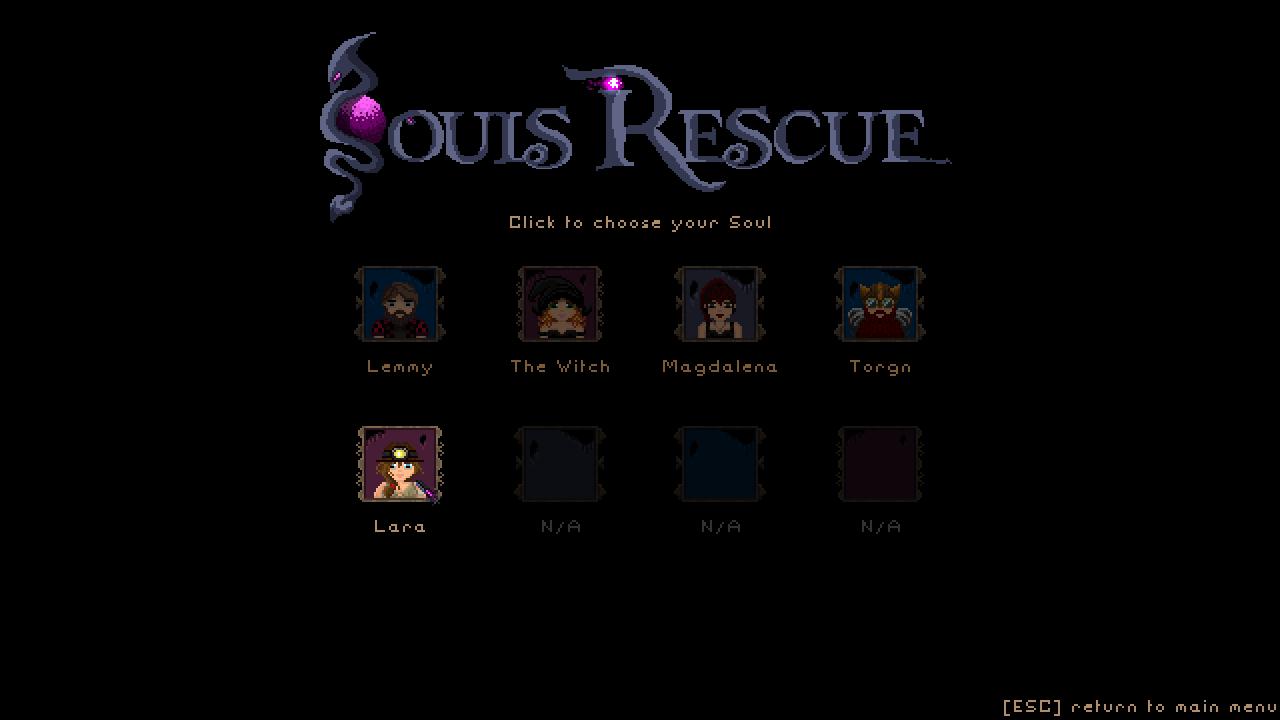 Souls Rescue 4GpE8W