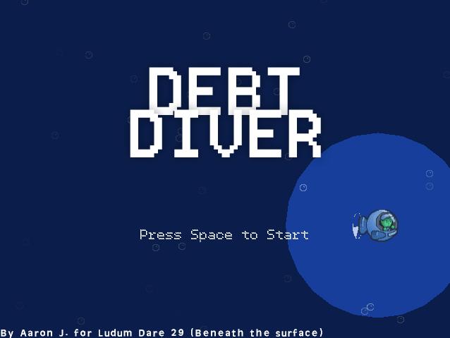 Debt Diver (for LD29)