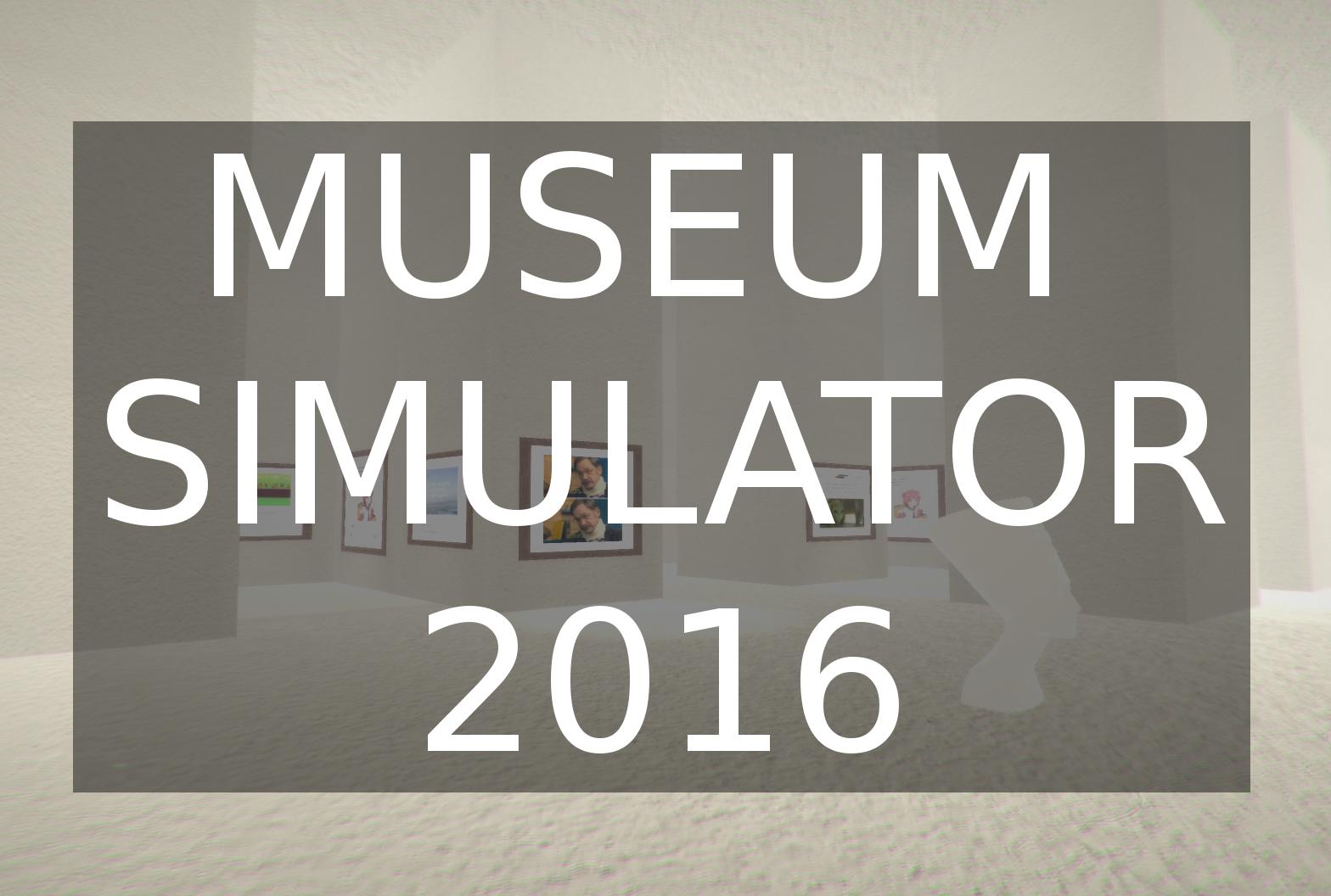 Museum Simulator 2016