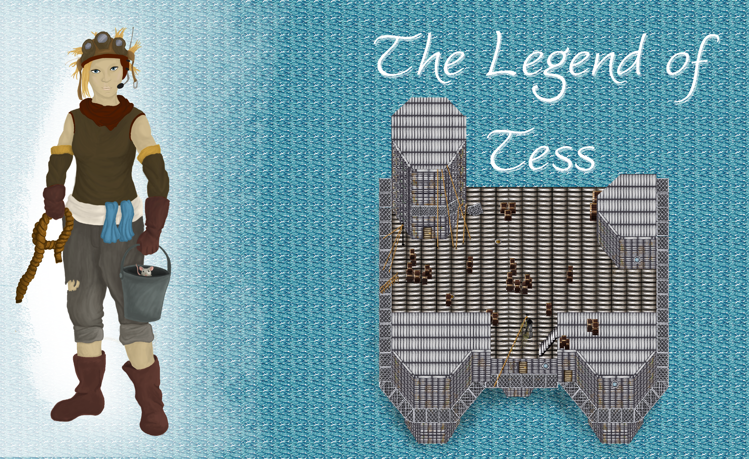 Legend Of Tess