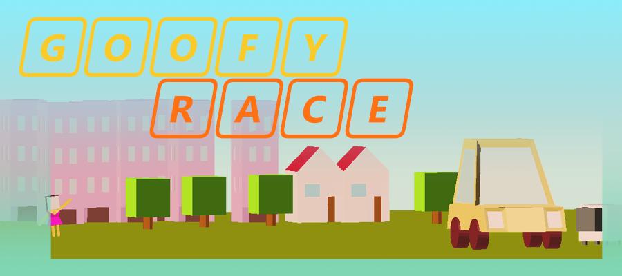 Goofy Race