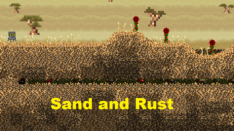 Sand and Rust
