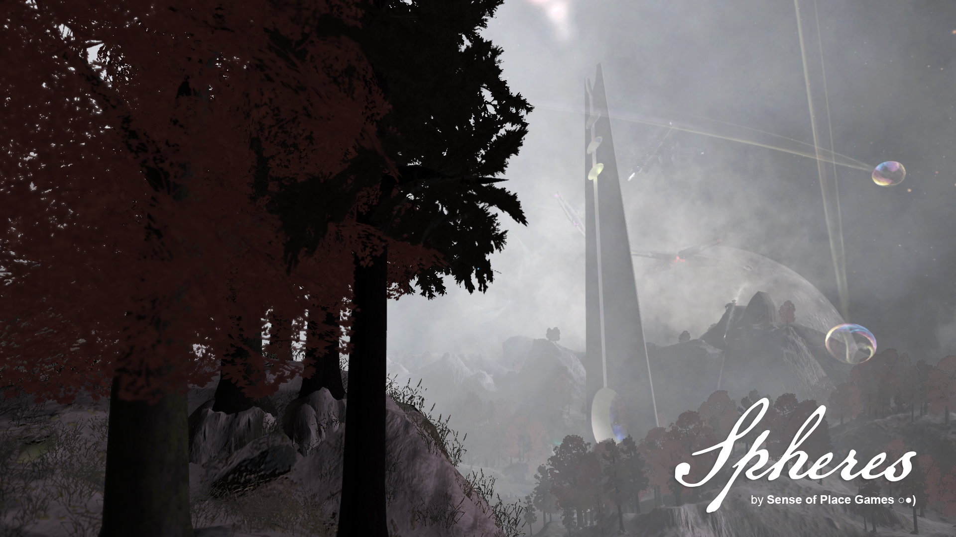 Spheres - One Day In The Mountains Demo