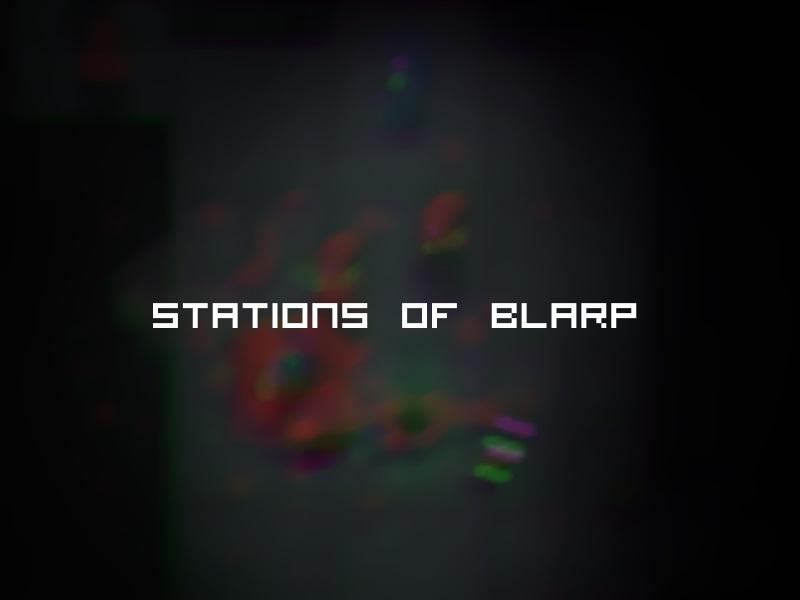 Stations of Blarp