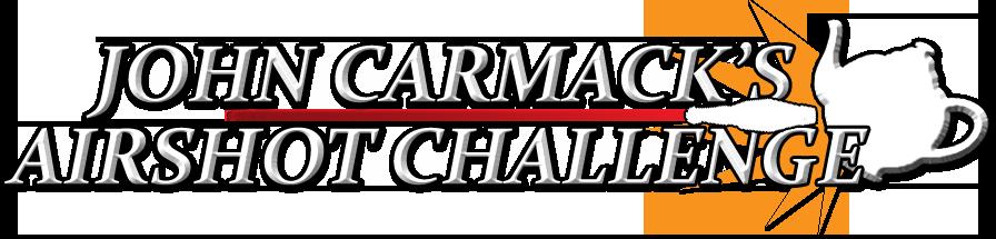 John Carmack's Airshot Challenge