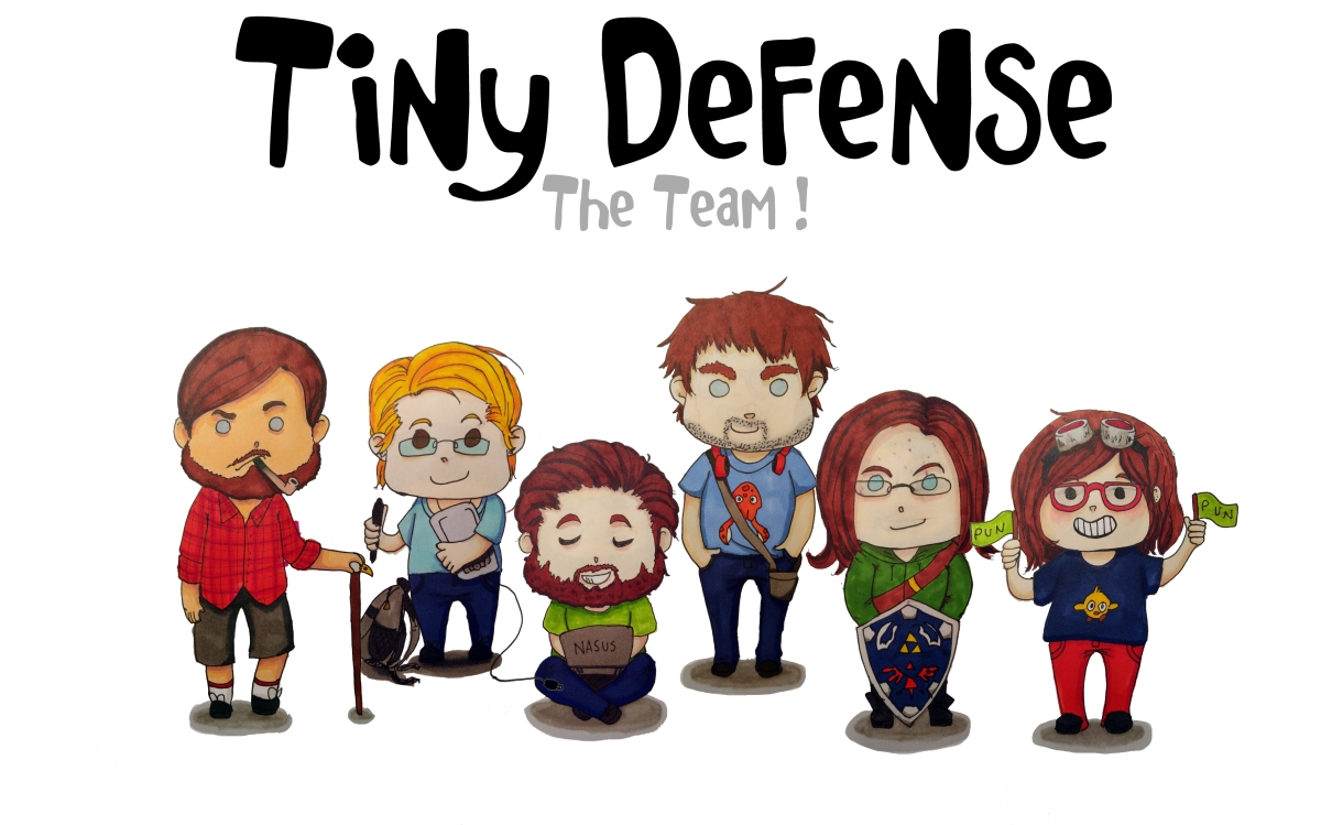Tiny Defense