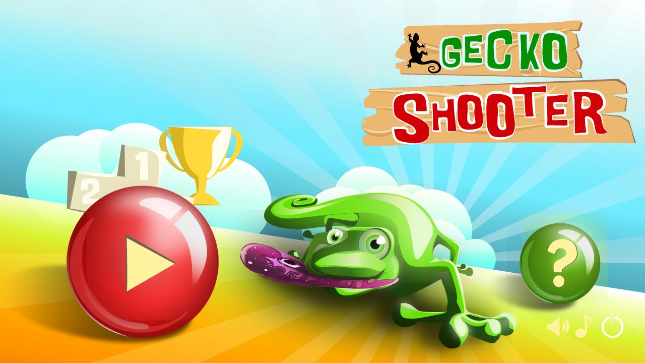 Gecko Shooter