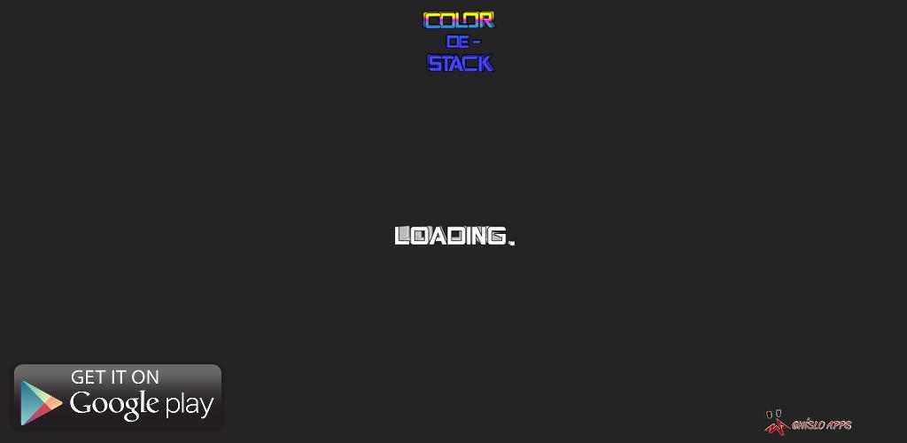 Color De-Stack