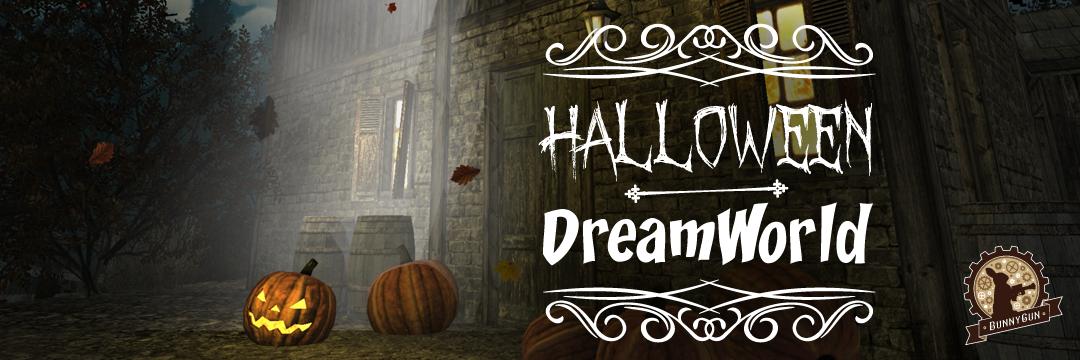 Halloween Dreamworld VR (DK2)