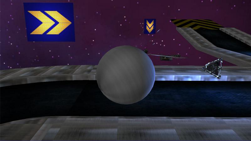 Space Monkey Ball