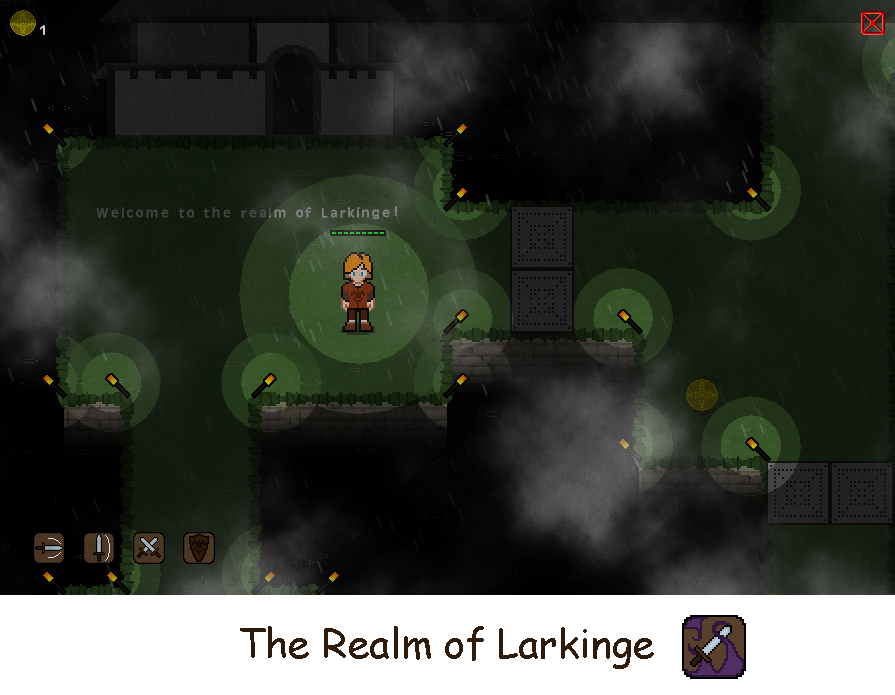 The Realm of Larkinge
