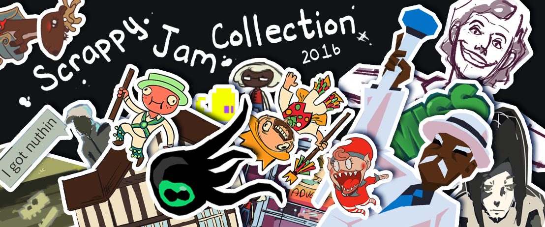 Scrappy Jam Collection 2016
