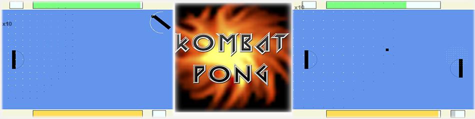 Kombat Pong