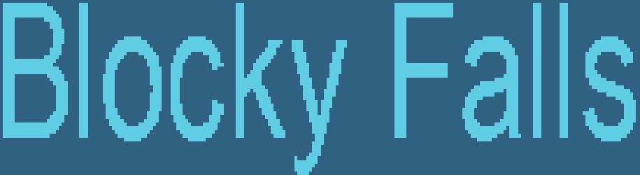 Blockey Falls (Open Beta 1.00)
