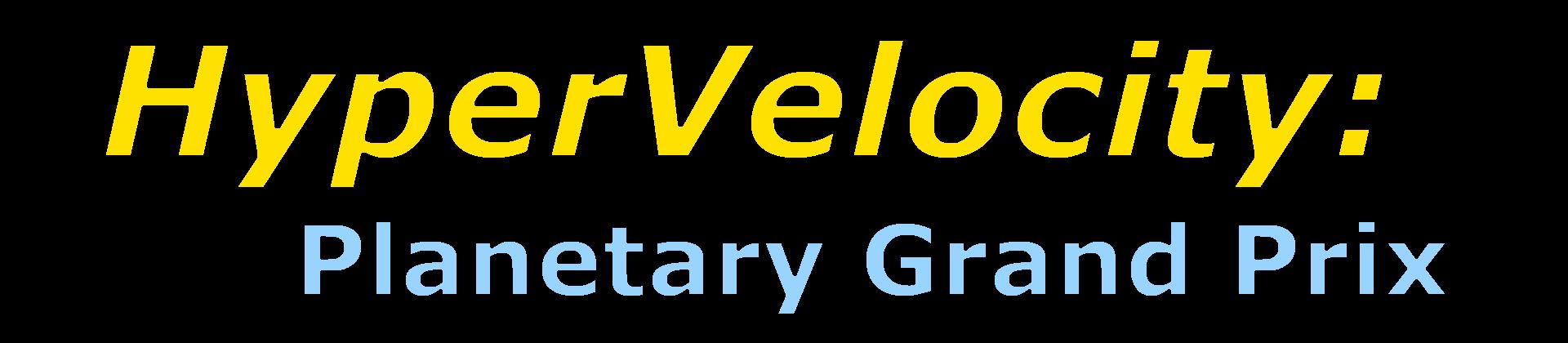 HyperVelocity: Planetary Grand Prix