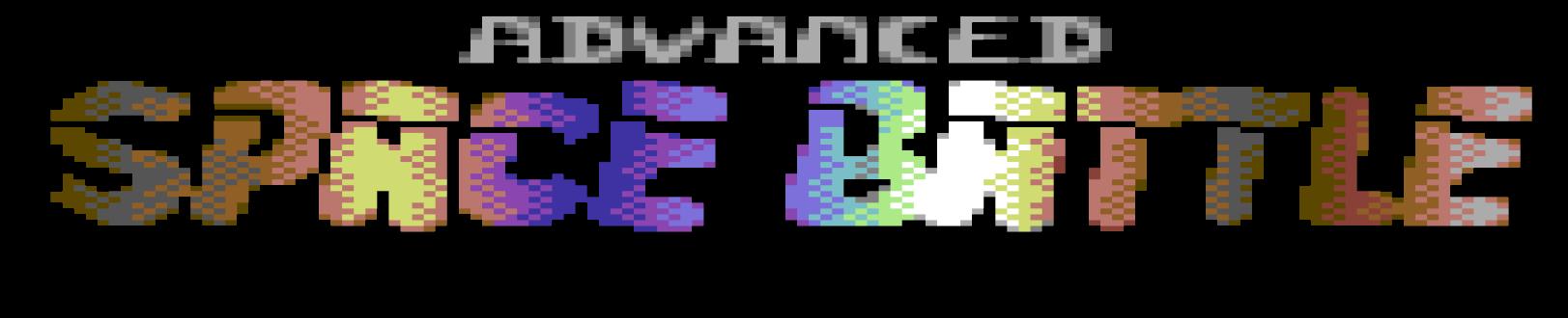 Advanced Space Battle (C64)