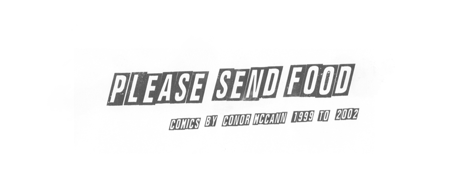 Please Send Food