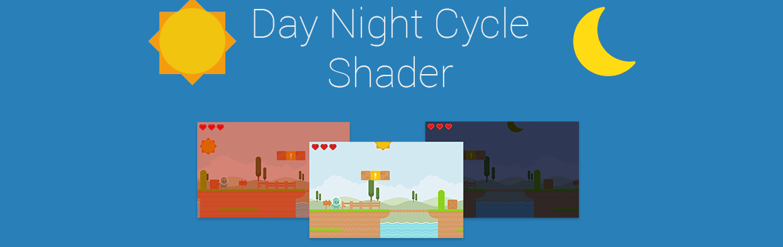 Day / Night Cycle for GameMaker: Studio