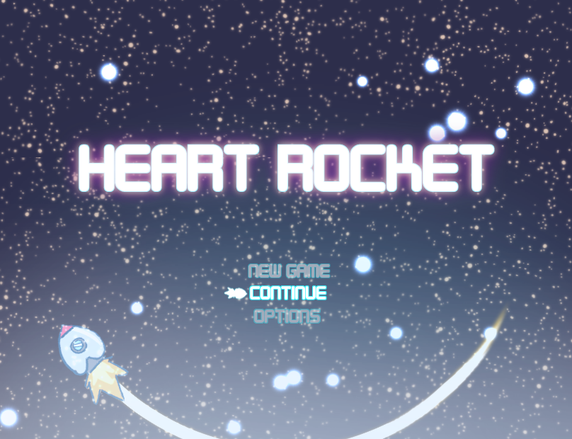 HEART ROCKET