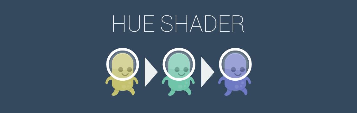 Hue Shader for GameMaker: Studio