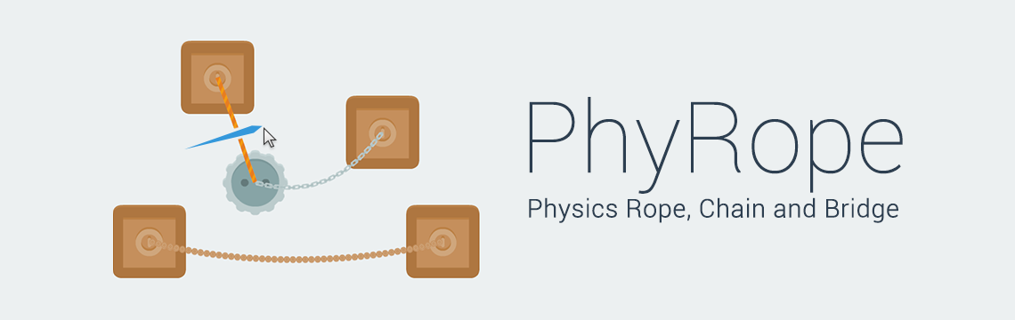 PhyRope for GameMaker: Studio