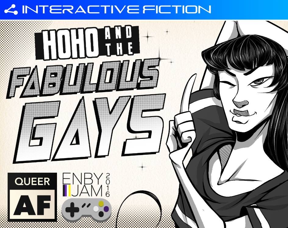 HoHo and the Fabulous Gays [v1.1.0] [#Enbyjam]