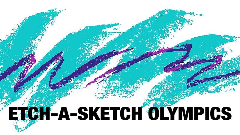 Etch-A-Sketch Olympics
