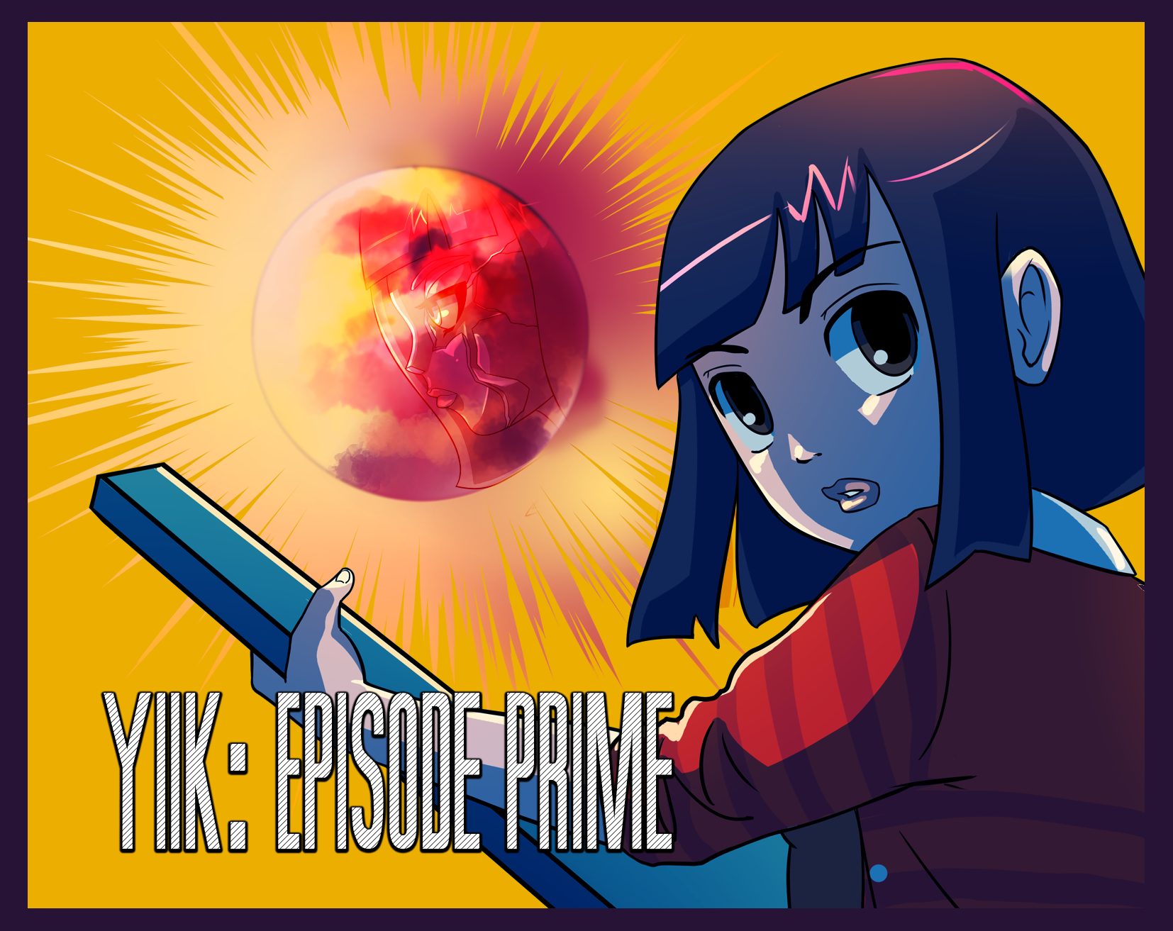 """YIIK: Episode Prime """"The MixTape Phantom and the Haunting of the Southern Cave."""""""
