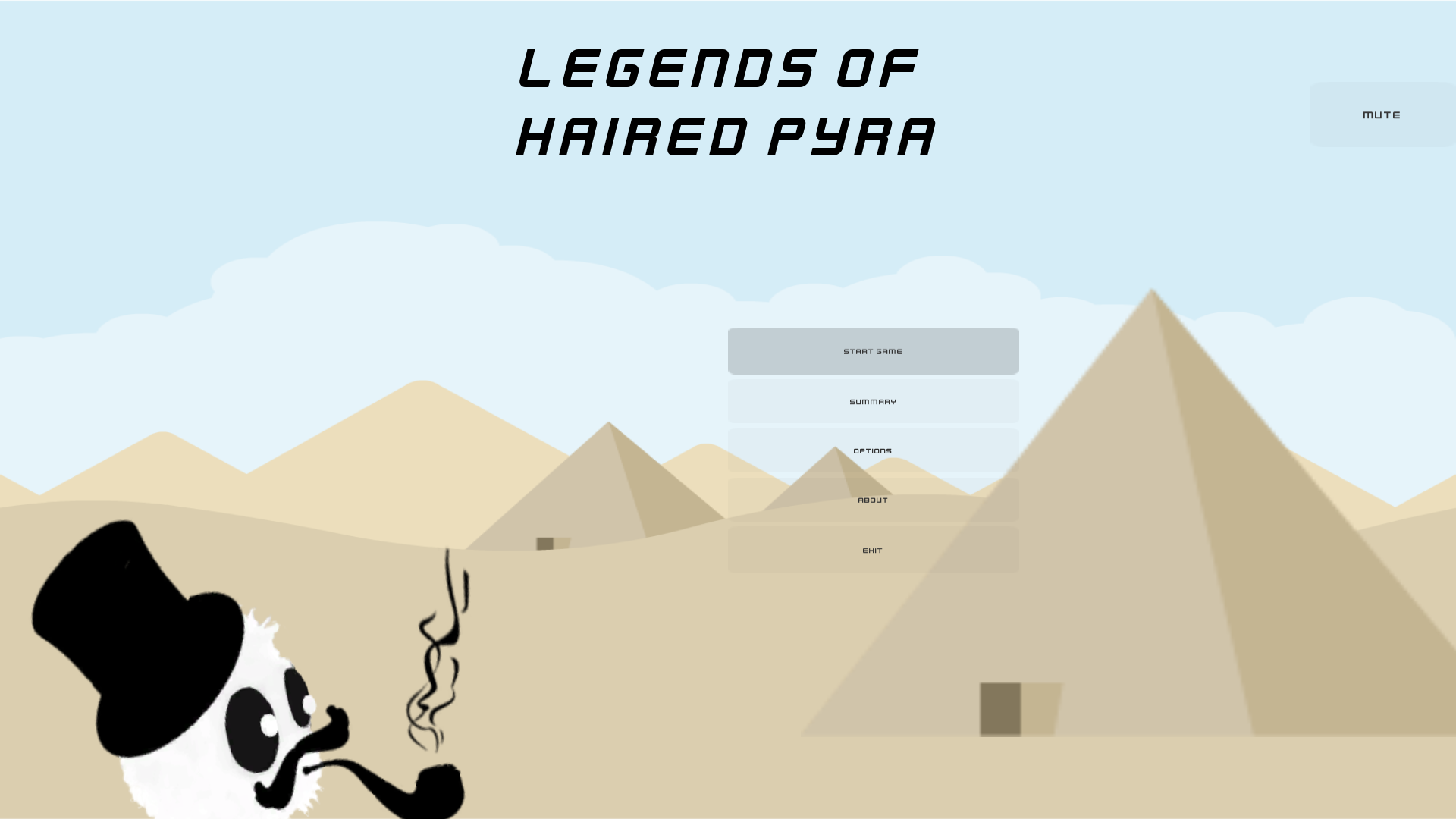 Legends of haired Pyra