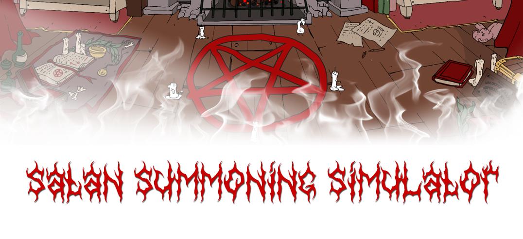 Satan Summoning Simulator
