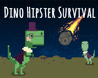 Dino Hipster Survival