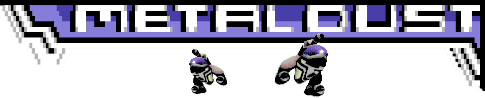 Metal Dust (C64 SuperCPU)
