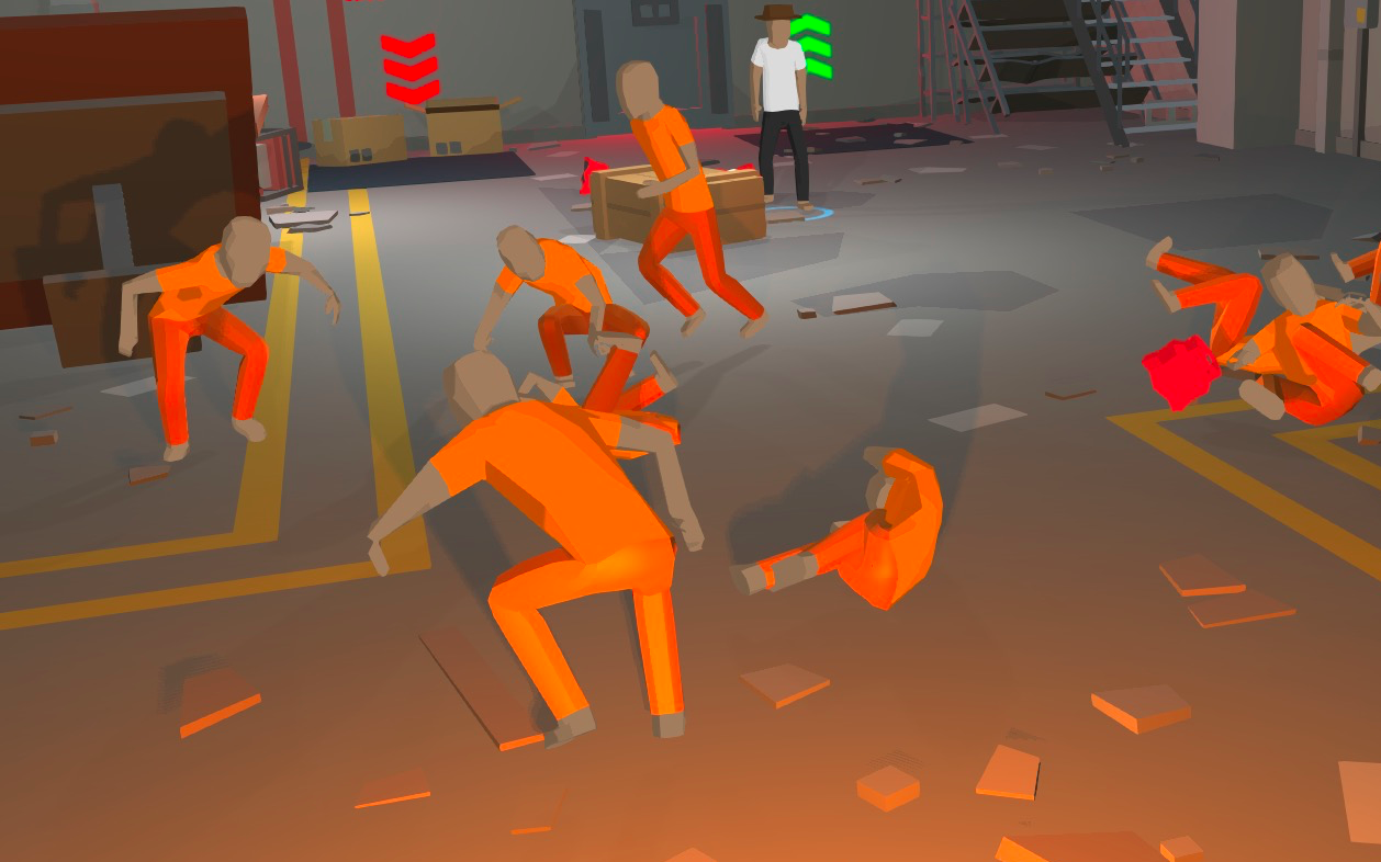 Prison Brawl v2