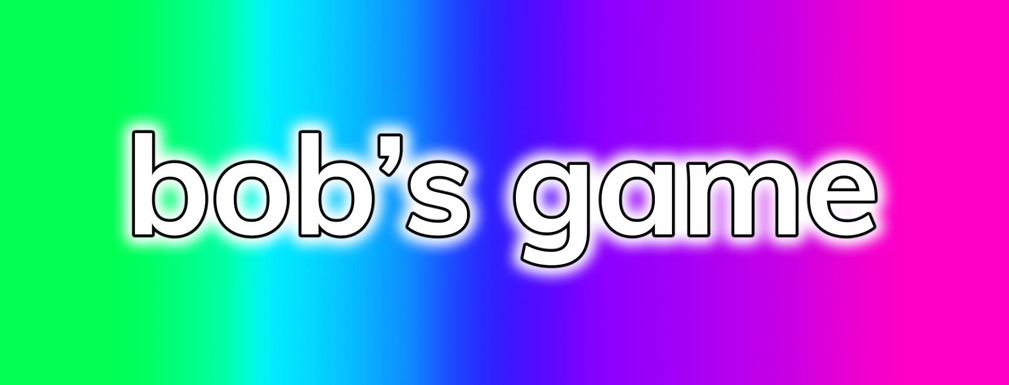 bob's game®