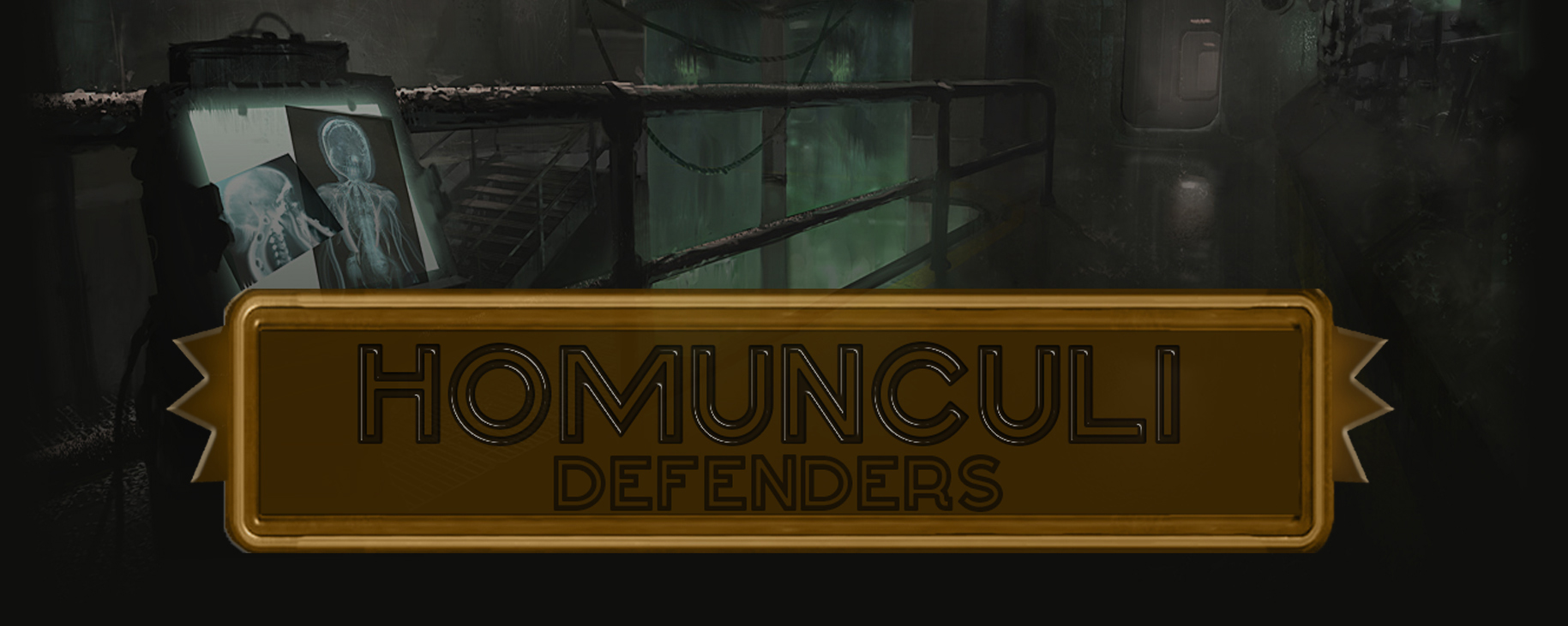 Homunculi Defenders (demo)
