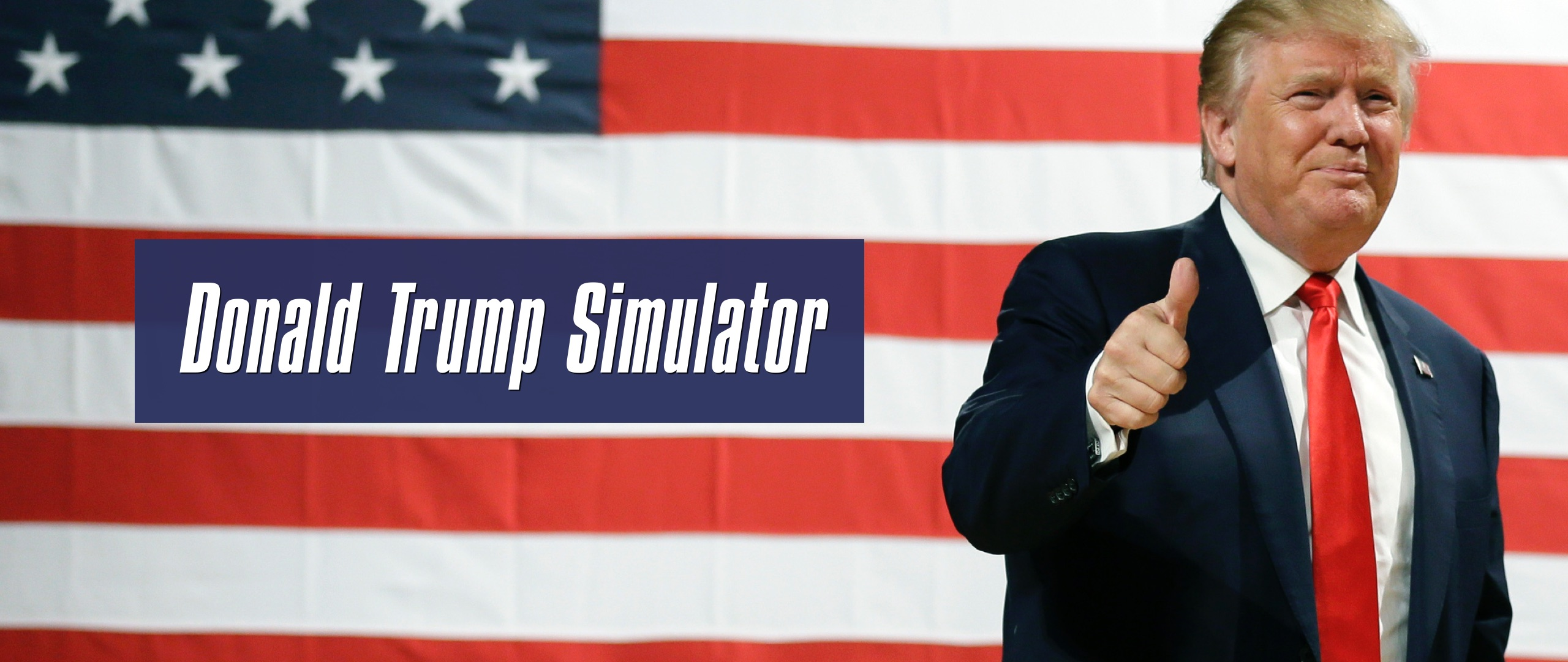 The Donald Trump Simulator