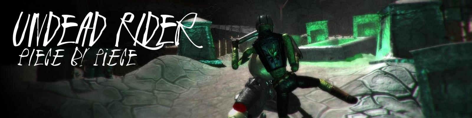 Undead Rider : PieceByPiece
