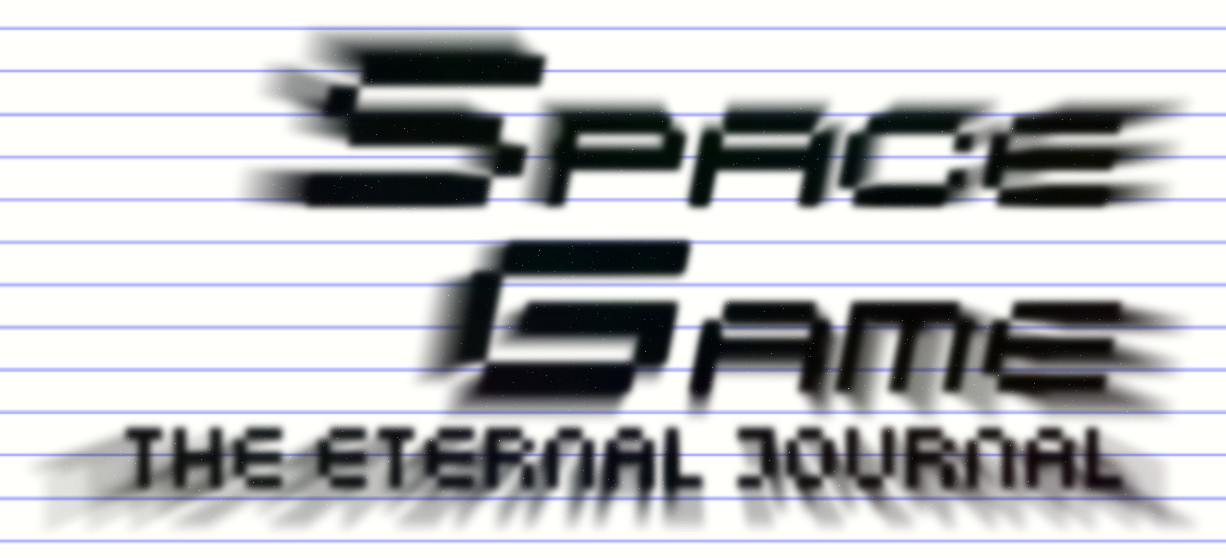 Space Game: The Eternal Journal