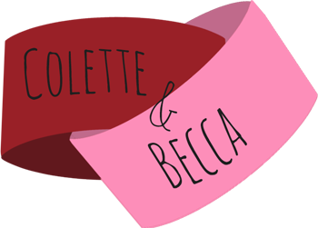 Colette and Becca