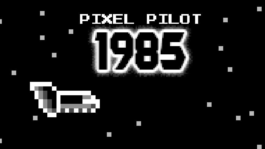 Pixel Pilot 1985