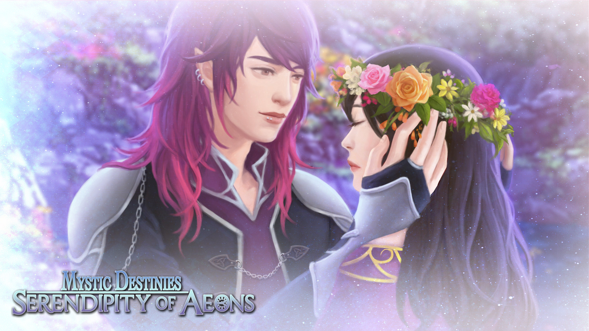 Mystic Destinies: Serendipity of Aeons - Shinji