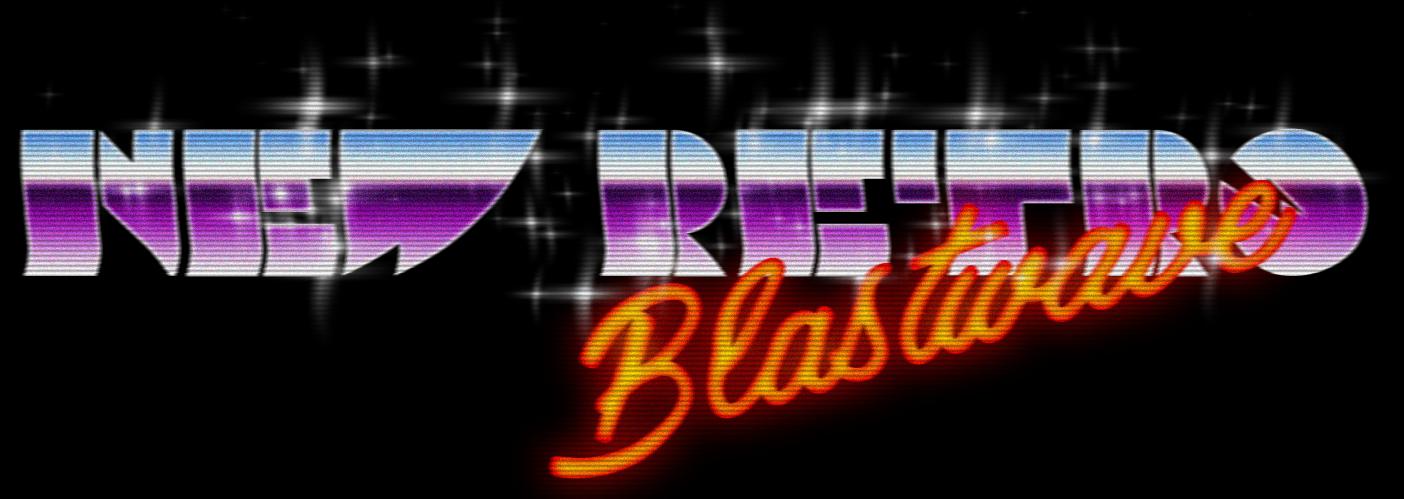 New Retro Blastwave