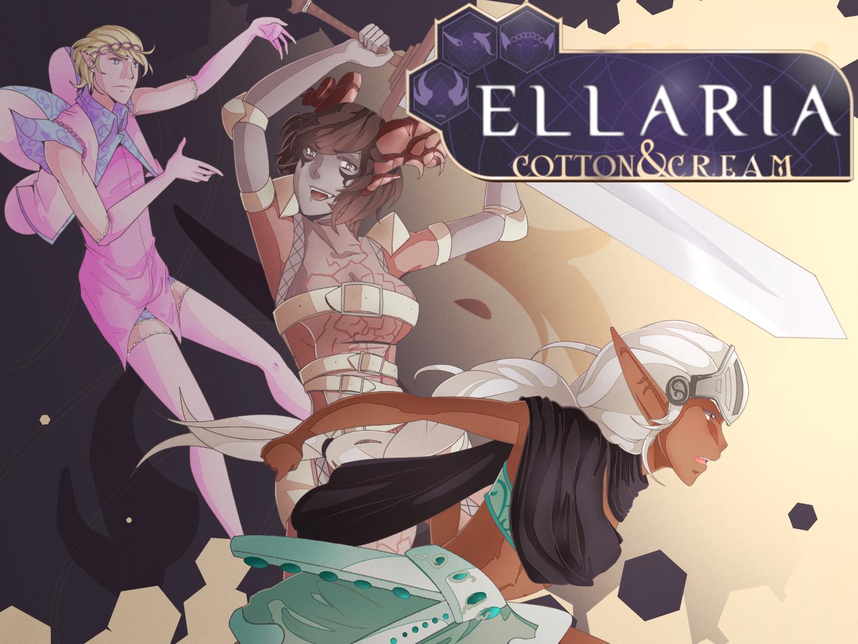 Ellaria: Cotton & Cream