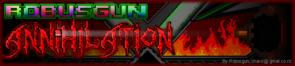 Robusgun: Annilation