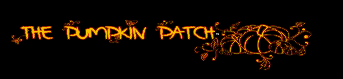The Pumpkin Patch - A Halloween Adventure Treat!!