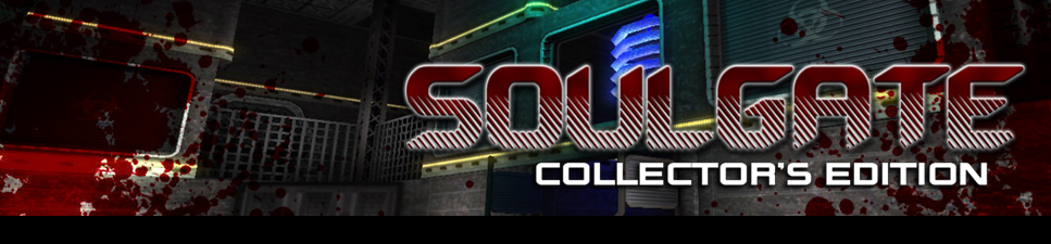 SOULGATE Collector's Edition
