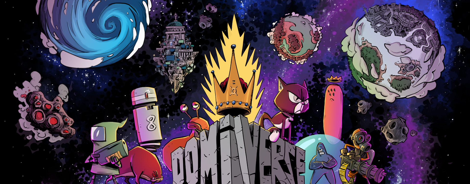 Domiverse (free demo)