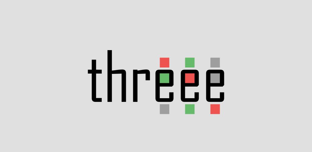 A Tic-Tac-Toe game: threee