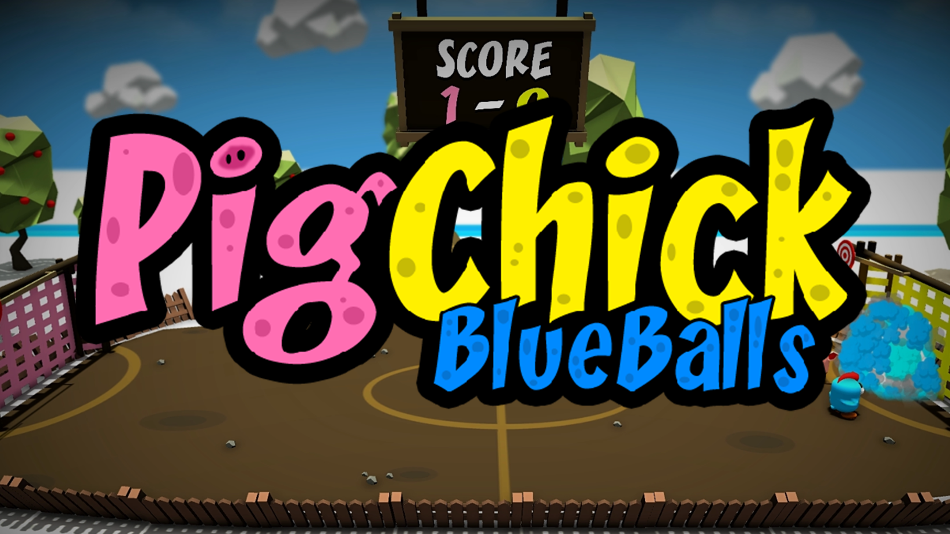 PigChick Blueballs