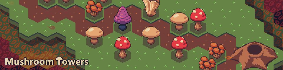 Mushroom Towers